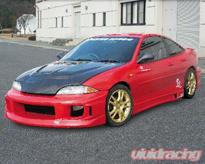 ChargeSpeed Full Body Kit Chevrolet Cavalier 95 99