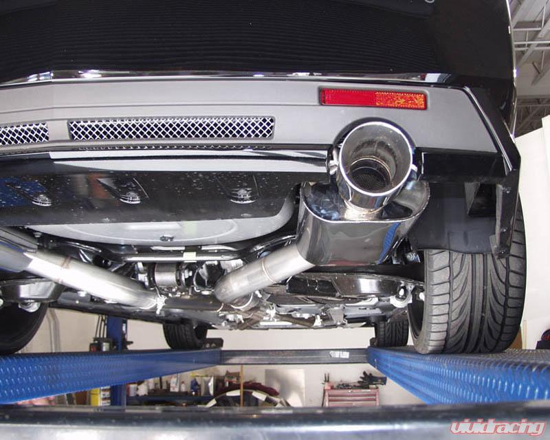 Bb Catback Exhaust System Cadillac Ctsv Coupe Wxpipe 11: 2010 Cadillac Cts Exhaust System At Woreks.co