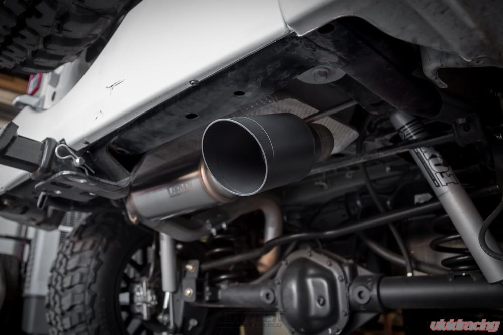 Carven Exhaust Inpetitor Seriesin Axleback Wblack Tips Jeep Wrangler Jk: Jeep Jk Exhaust Tip At Woreks.co