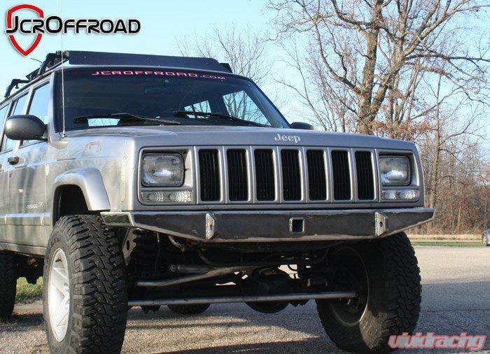 Jeep Cherokee Xj Front Bumper Diy