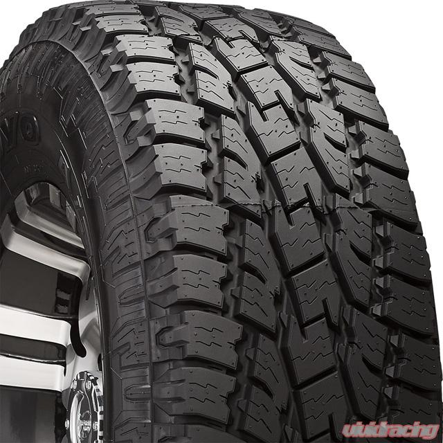 Open Country Tires >> Toyo Tire Open Country A T Ii P 265 70 R18 114s Sl Bsw