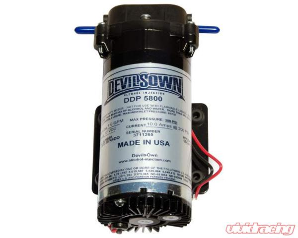 Devils Own Water Methanol Injection Nozzle DO3