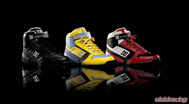 DC Racing Shoes Last Season Colors on Special $149 - 14,480 views