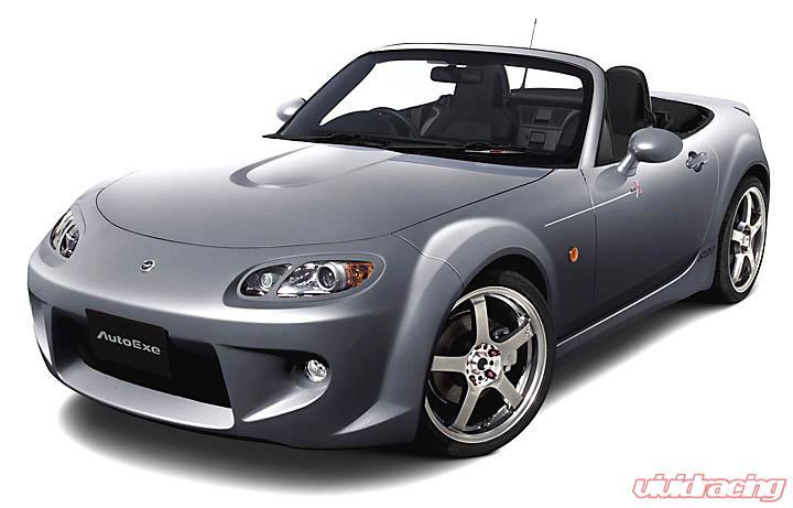 AutoExe Front Bumper 01 Mazda Miata 06-13