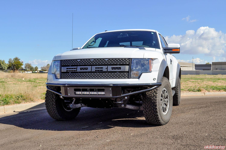 Addictive Desert Designs F012013010103 Venom Front Bumper for Ford Raptor