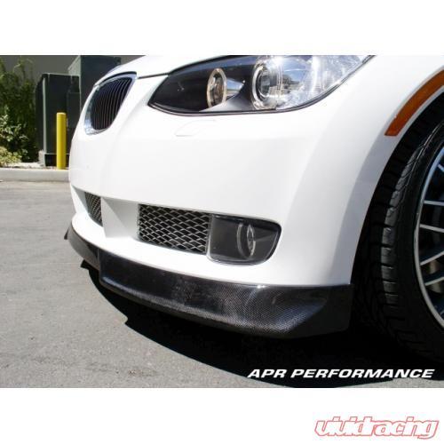 APR Performance Carbon Fiber Front Air Dam BMW