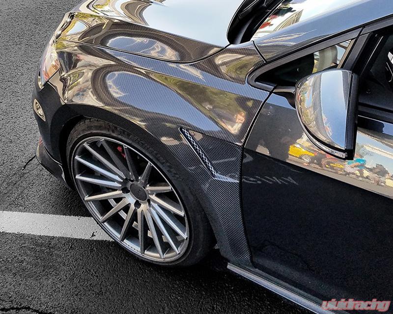 Seibon OEM Carbon Fiber Fenders (Pair) Volkswagen Golf MK7