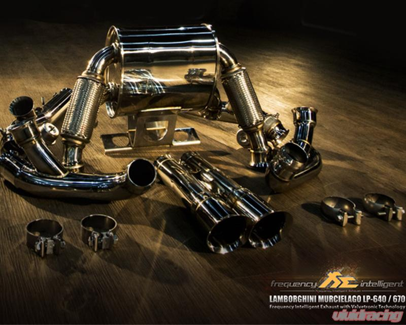 Fi Lamborghini Murcielago Fi Exhaust F1 High Pitch Version Race