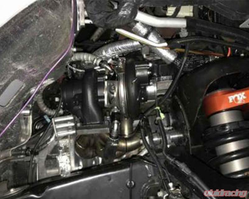 Full Race Freak-O-Boost Twin EFR Turbo Kit Ford Raptor EcoBoost 3 5L 17-19