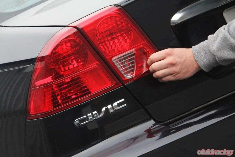 FIAT 500 2008-/> REAR TAIL LIGHTS 1 PAIR O//S /& N//S