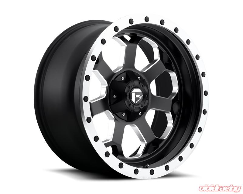 Fuel Wheels 20x9 >> Fuel Matte Black With Milled Through Windows Ring Savage D565 Wheel 20x9 6x135 6x5 5 1mm