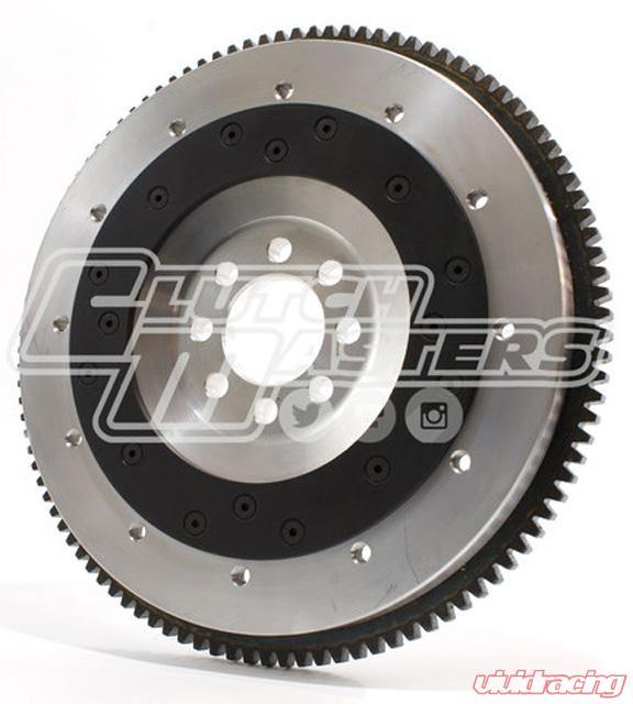 2007 Pontiac Vibe Transmission: Clutch Masters 725 Series Aluminum Flywheel