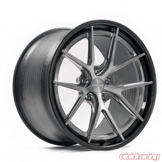 Forgeline Carbon Fiber Wheel Carbon+Forged Series CF202