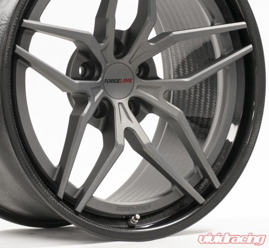 Forgeline Carbon Fiber Wheel Carbon+Forged Series CF204