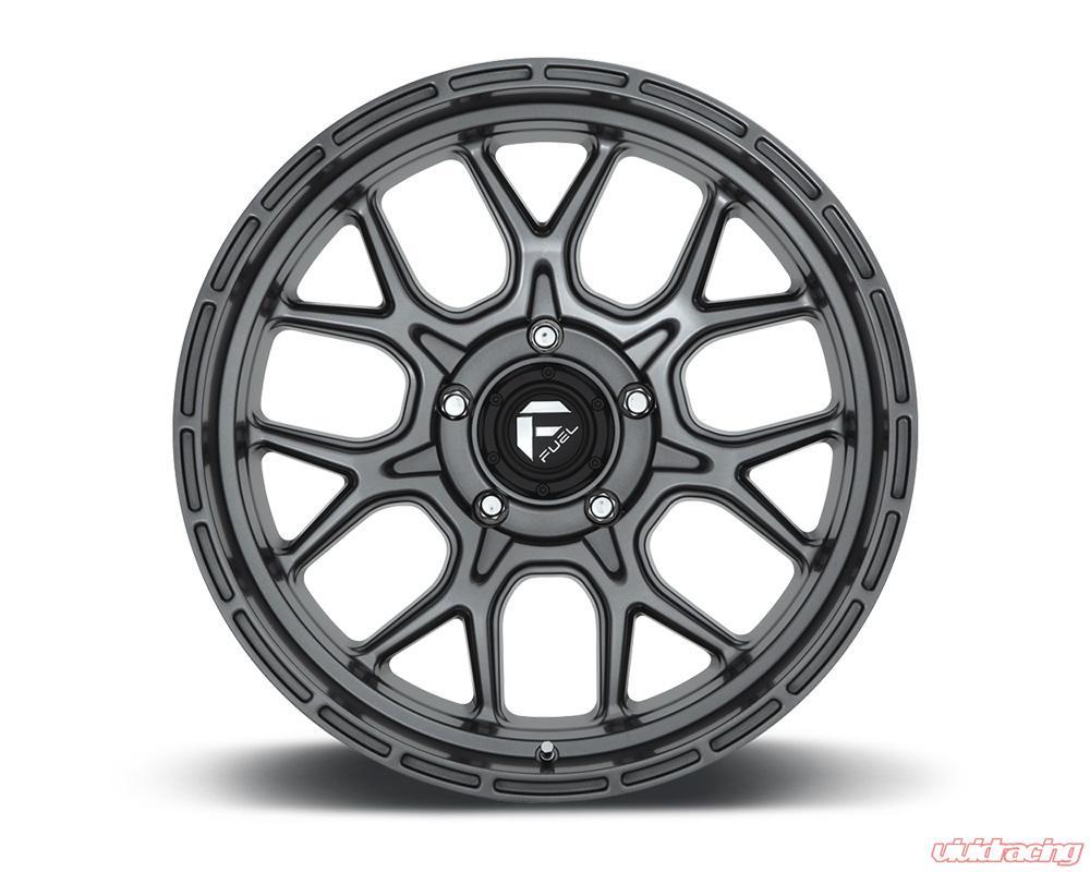 Fuel Wheels 20x9 >> Fuel D672 Tech Anthracite 1 Piece Cast Wheel 20x9 6x135 20mm