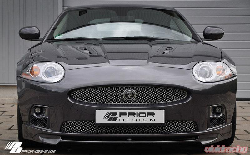 Prior Design PD1 Front Lip Spoiler Jaguar XK / XKR X150 07-10