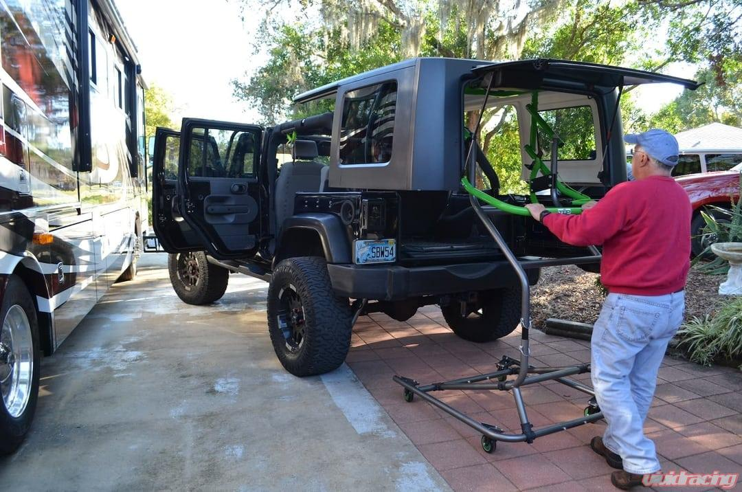 write easy wrangler hard top dept jkowners up page cheap forum library hoist com front jeep jk hardtop and removing