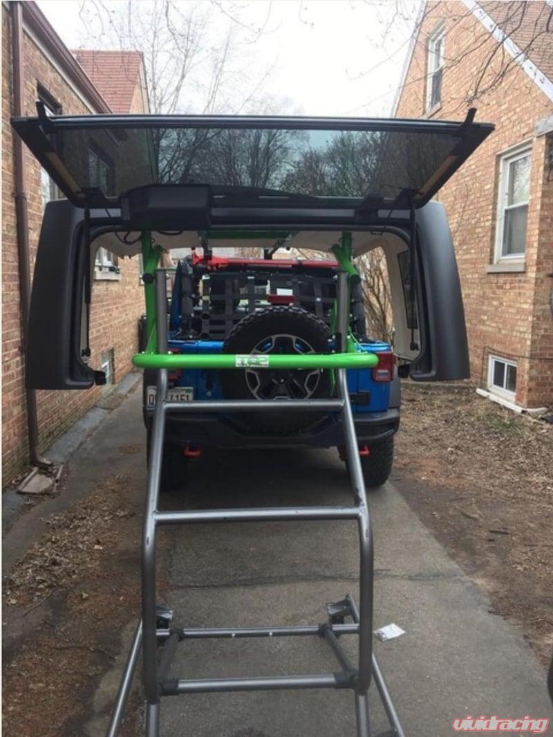 Jeep Wrangler Hard Top Removal Tool 07  18 Wrangler JK 2/4 Door TopLift