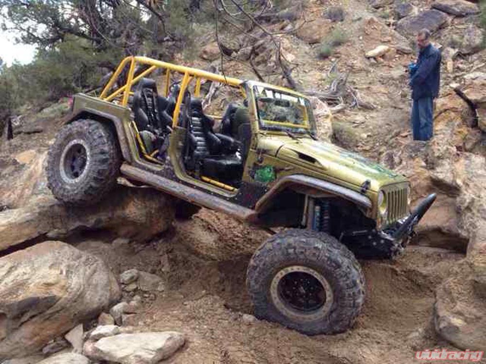 Jeep JK Long Arm Upgrade Rear 07-Pres Wrangler JK Unlimited 4 Dr TNT Customs