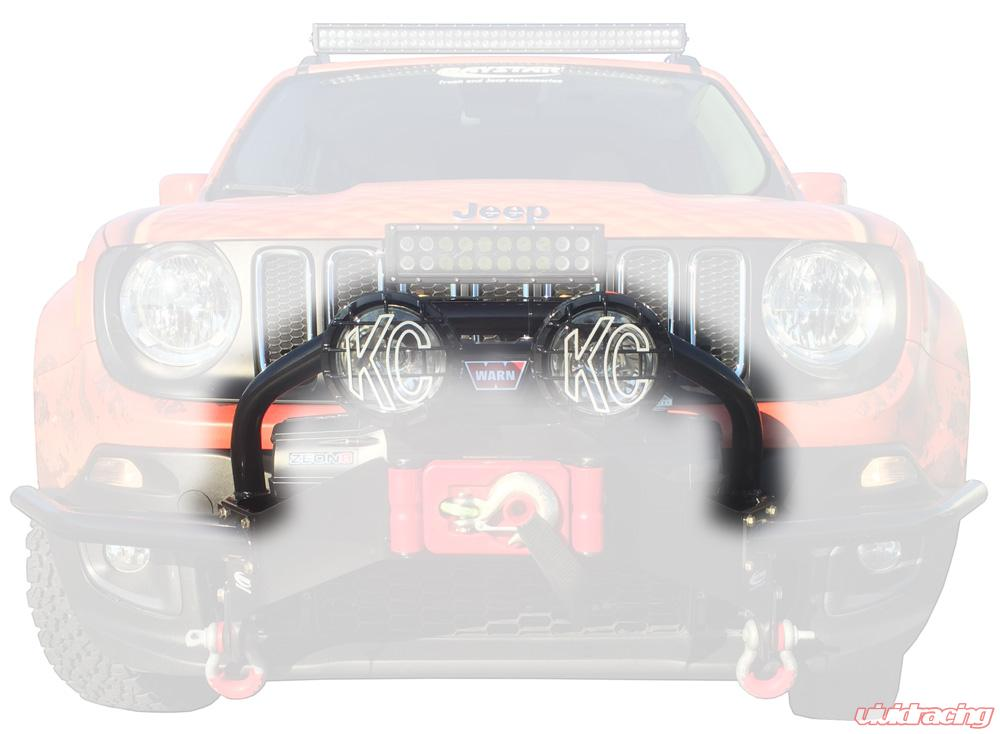 Kj50003bk jeep renegade winch bumper light bar mount 15 17 jeep jeep renegade winch bumper light bar mount 15 17 jeep renegade daystar kj50003bk aloadofball Choice Image