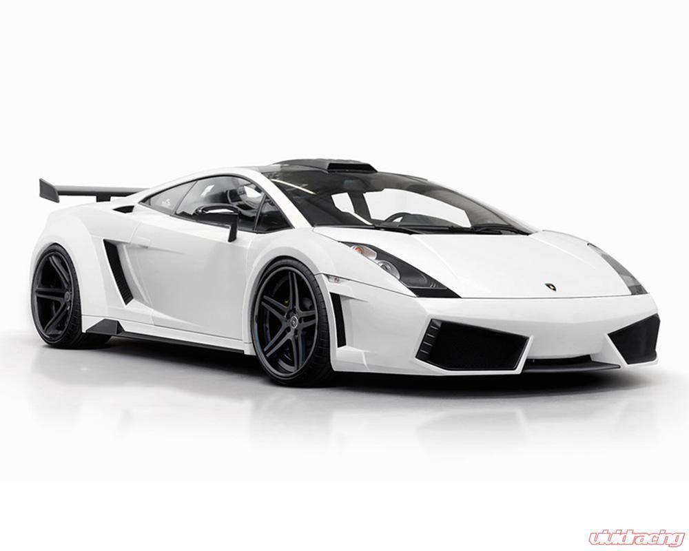4260609891805 Prior Design Pd L800 Roof Scoop Lamborghini Gallardo