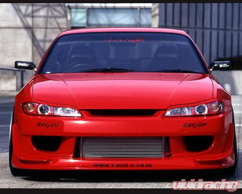 Nissan Silvia S15 Front VERTEX style front bumper