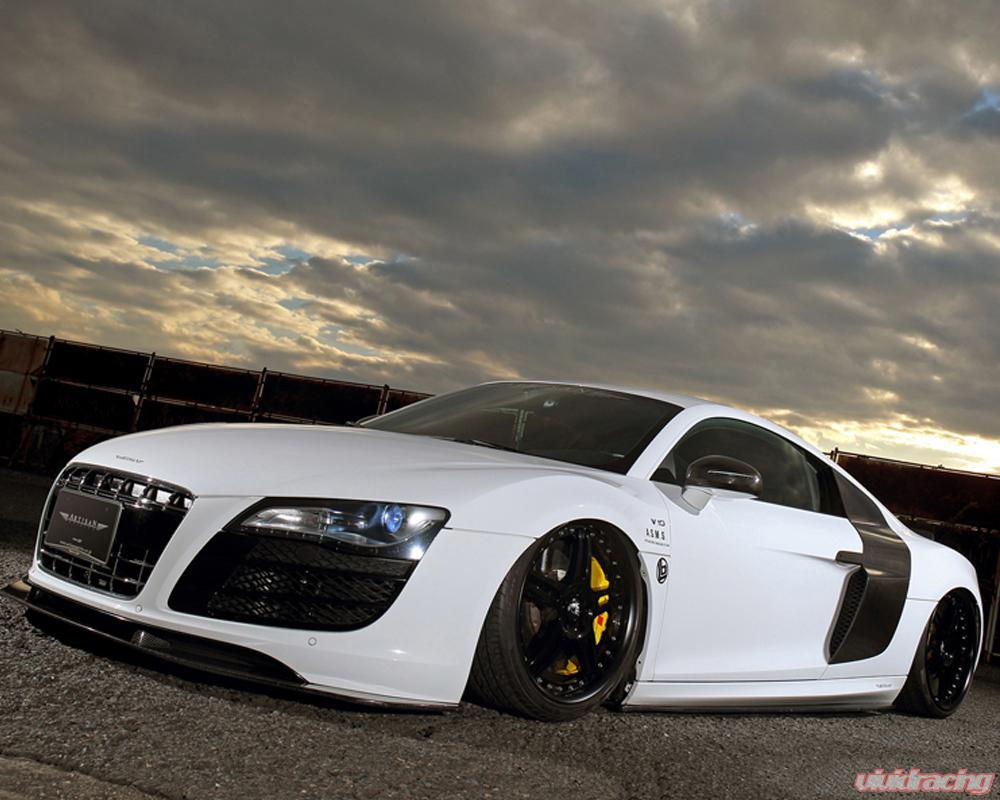 liberty walk complete body kit frp audi r8 v8 08 15. Black Bedroom Furniture Sets. Home Design Ideas