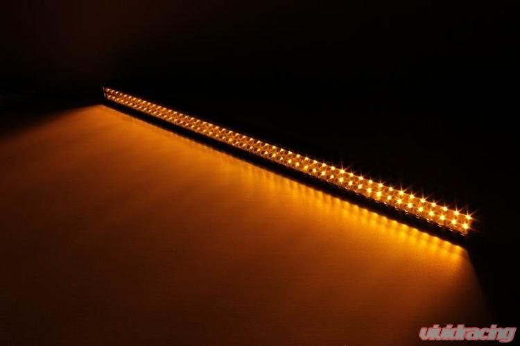 Lll300 25500 aw 2 amber led light bar 100 led 300 watt lifetime amber led light bar 100 led 300 watt lifetime led lights lll300 25500 aloadofball Choice Image
