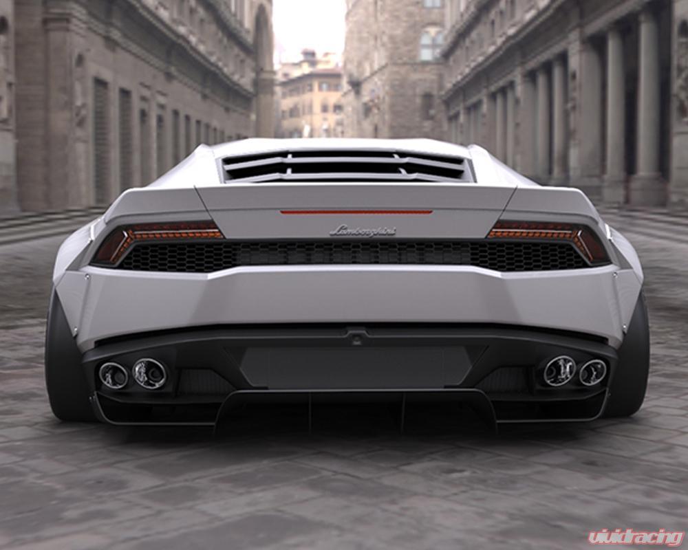 Liberty Walk Rear Wing Version I Lamborghini Huracan 15 18