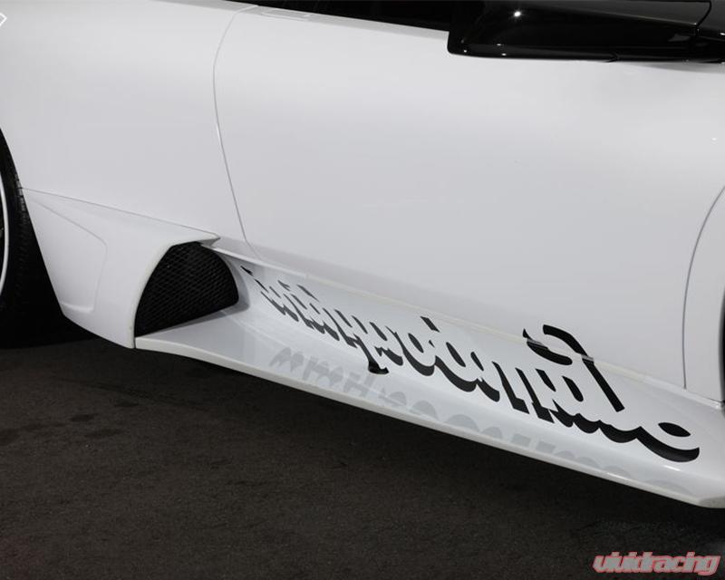 Liberty Walk Performance Side Skirt Lamborghini Murcielago 02-10
