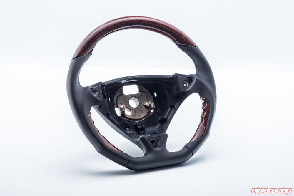 Porsche 955 957 Cayenne Oem Upgraded Steering Wheel Vr Sw 122