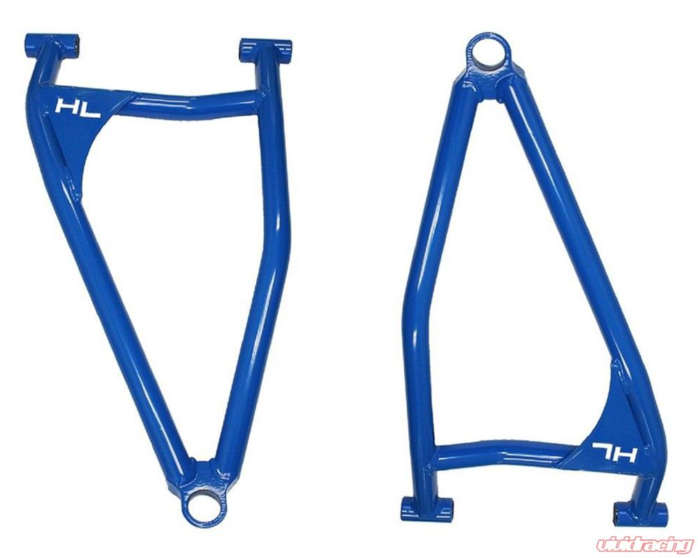High Lifter Max Clearance Front Lower Control Arms Velocity Blue Polaris  RZR XP 4 1000 |