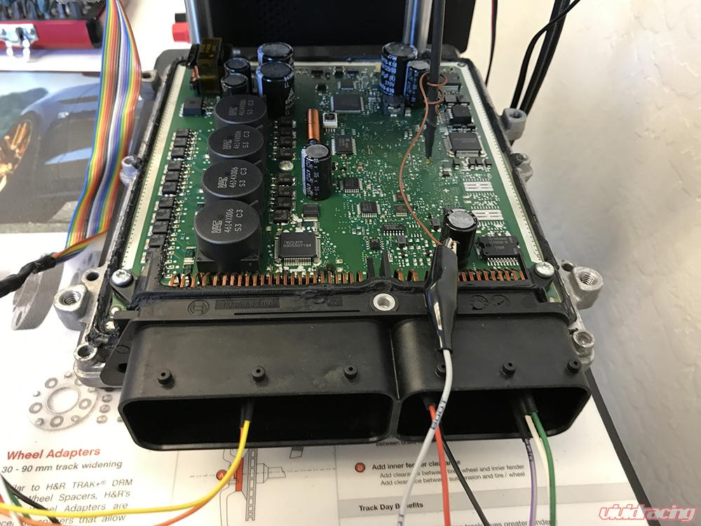 VR Tuned ECU Flash Tune Mercedes C300 2 0L Turbo W205 241HP