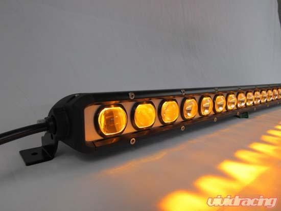 30 Inch Led Light Bar Single Row