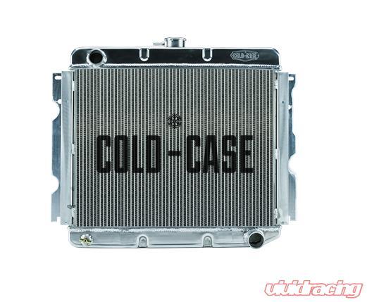 68-73 B,C,E Body BB Aluminum Performance Radiator AT 16x22 75 Inch Cold  Case Radiators