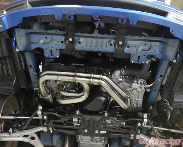 MXP Stainless Equal-Length Header Subaru WRX STI 08-11 Image1