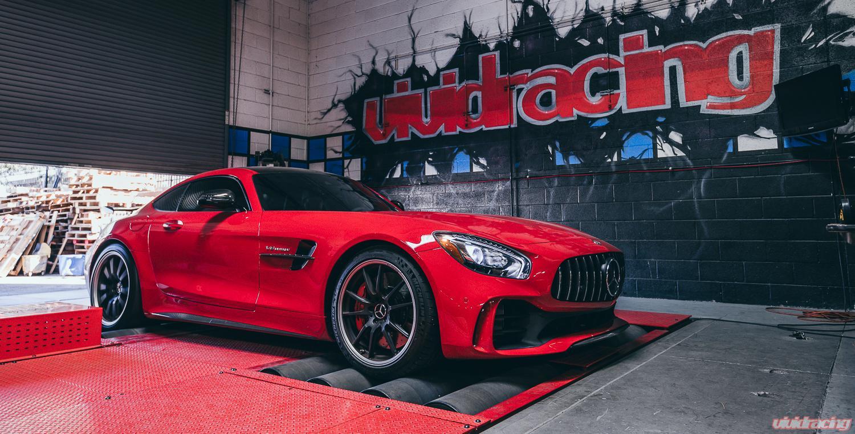 VR Tuned ECU Flash Tune Mercedes AMG GT-R M178 585HP