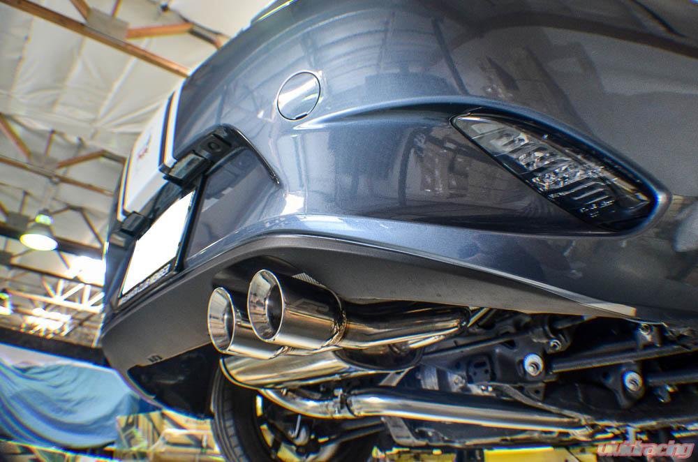 Agency Power Catback Exhaust System Mazda MX-5 Miata (ND)