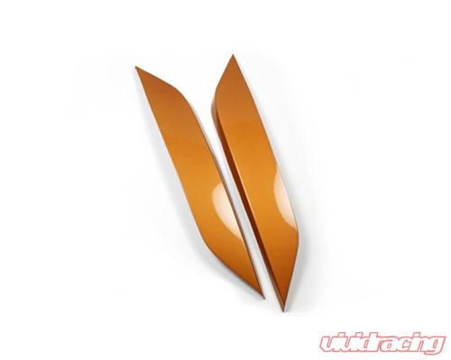 Nissan 350Z Super Black KH3 AutoTecknic ABS Painted Eyelids