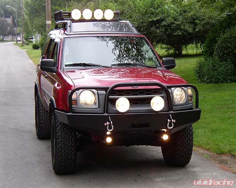 shrockworks front bumper nissan xterra 00 04 nxtr1 fbpr 01a shrockworks front bumper nissan xterra 00 04