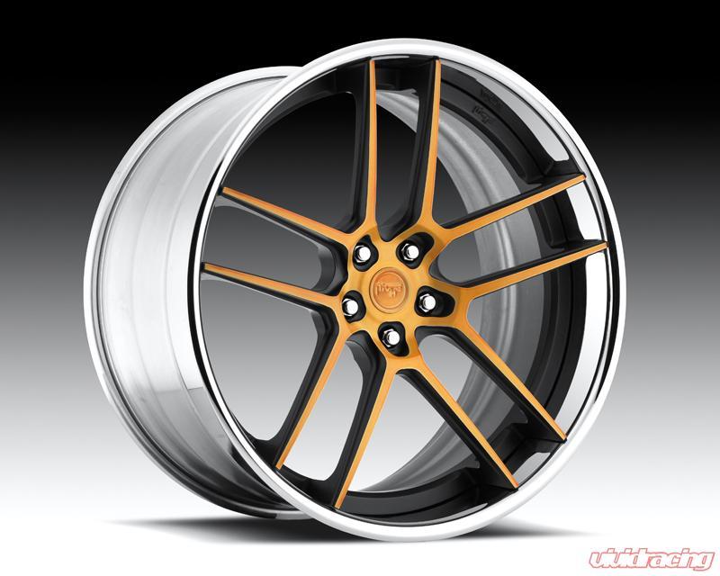Niche Wheels 3 Piece Series A310 Fiorano 18 Inch Wheel 3pcfiorano18