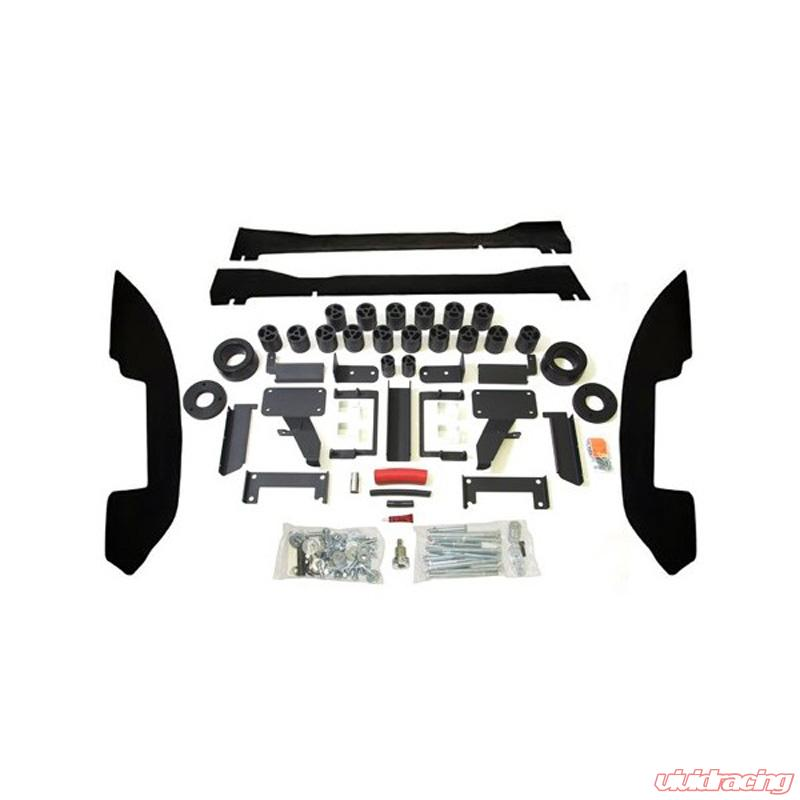 5 Inch Lift Kit 00 02 Ford F150 Regularsupercrew Cabs 4wd Gas Performance Accessories