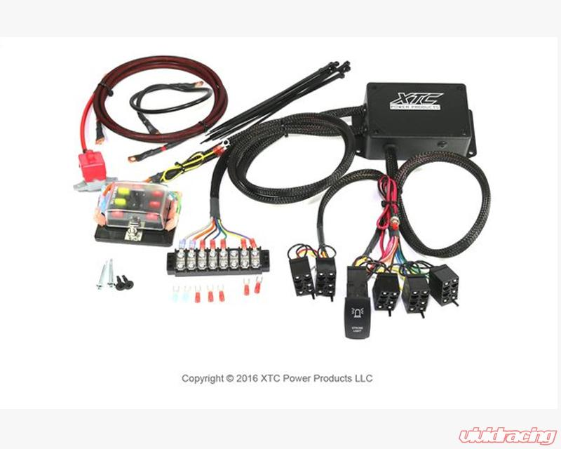 Terrific Pcs 72S Ns Xtc Motorsports Power Control System With Strobe Plug Wiring Digital Resources Counpmognl
