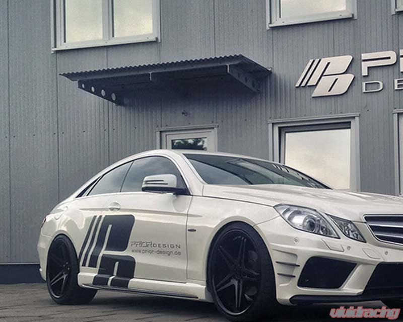 Prior Design PD550 Black Edition Side Skirts Mercedes Benz E-Class Coupe  C207 10-17