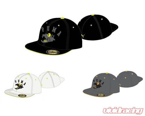 Puma Global Rallycross GRC Zombie Cat Fitted Hat