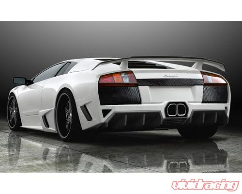 Veilside Premier 4509 Carbon Fiber Version I Wing Lamborghini Murcielago Lp640 04 10