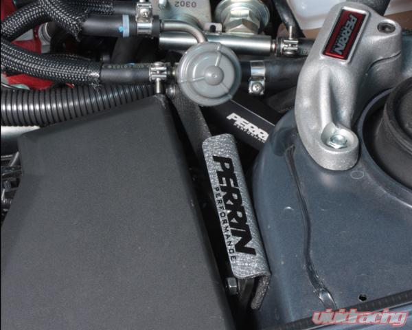 PSP-BRK-402BK Perrin MASTER CYLINDER BRACE FOR 2008-14 WRX