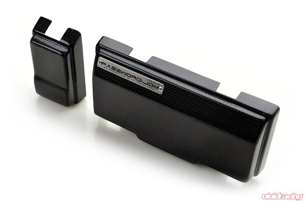 Password Jdm Dry Carbon Fiber Fuse Box Over