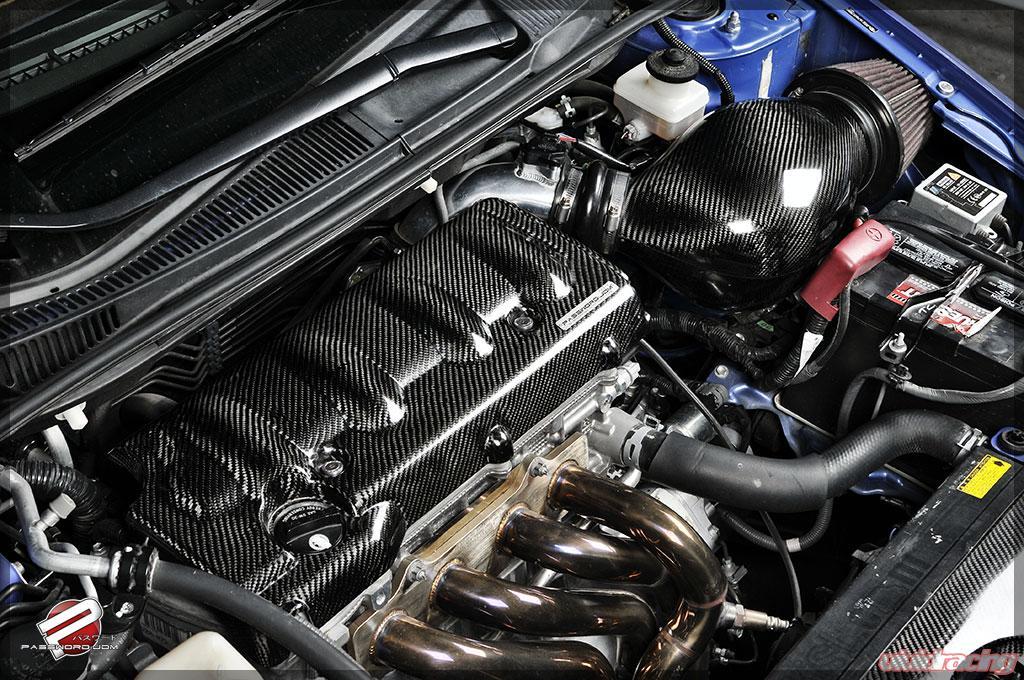 Password Jdm Dry Carbon Fiber Engine Cover Scion Tc 05 10