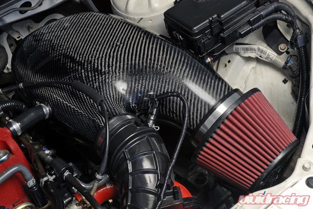 Password JDM Dry Carbon Kevlar PowerChamber Intake Acura RSX - Acura rsx intake